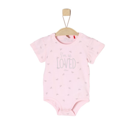 s.Oliver Girls Body light pink