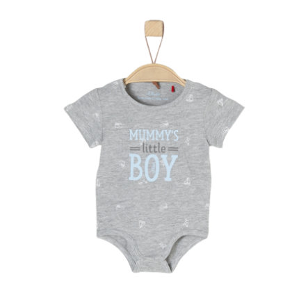s.Oliver Boys Body grey melange