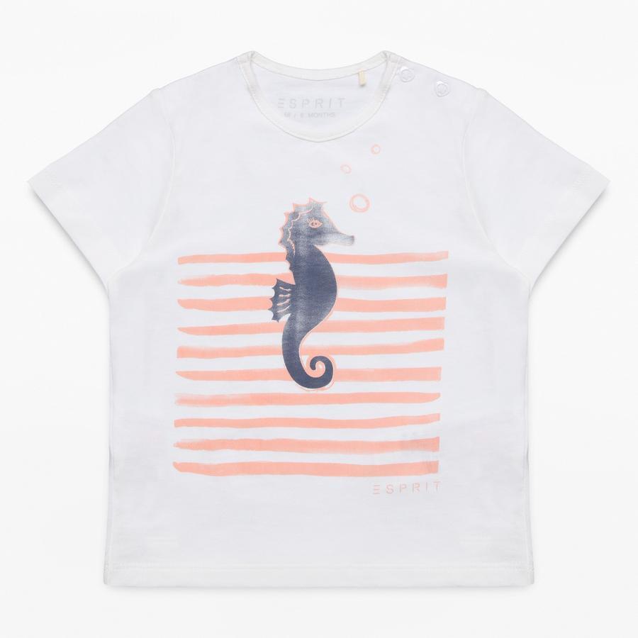 ESPRIT Girl s T-Shirt blanc