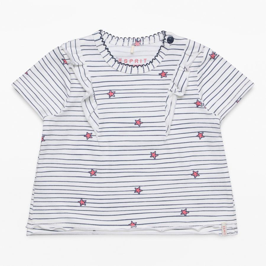 ESPRIT Girl s T-Shirt biały