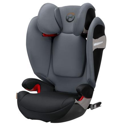 cybex GOLD Kindersitz Solution S-Fix Pepper Black