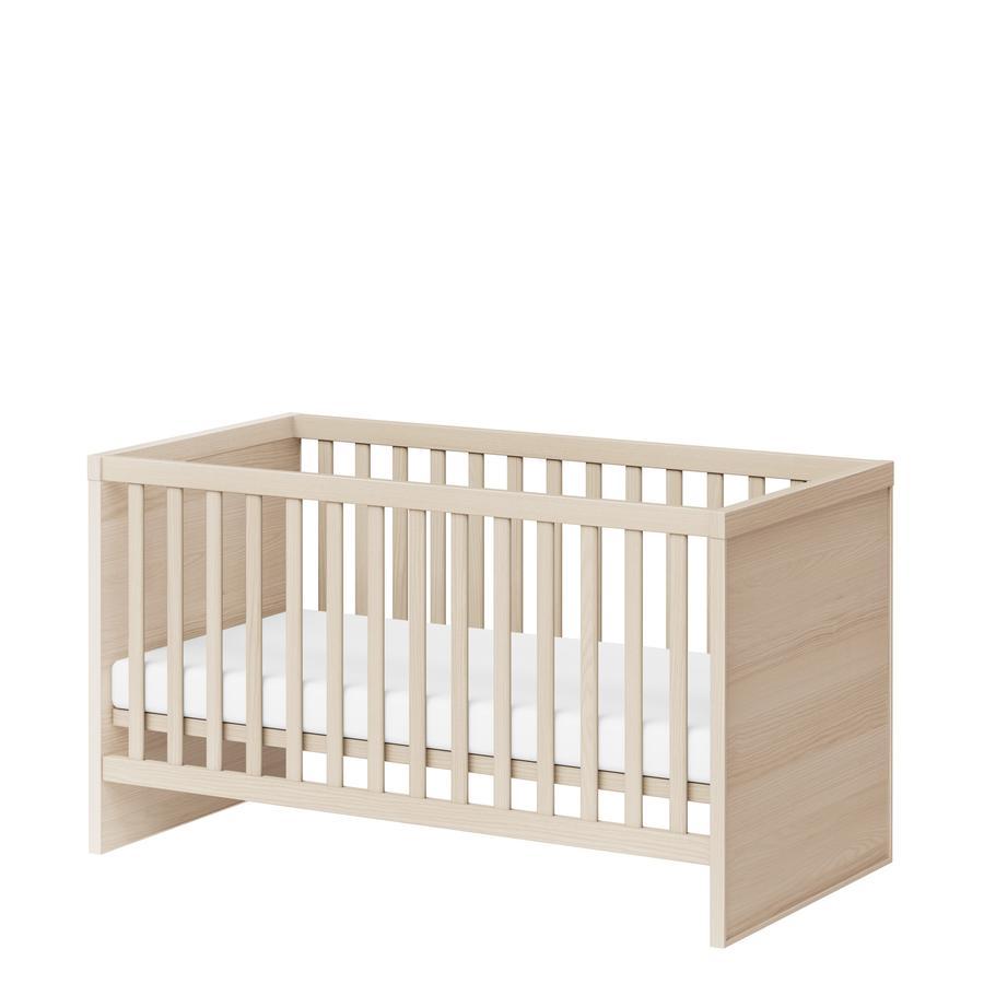 WELLEMÖBEL Kinderbett Enie Esche