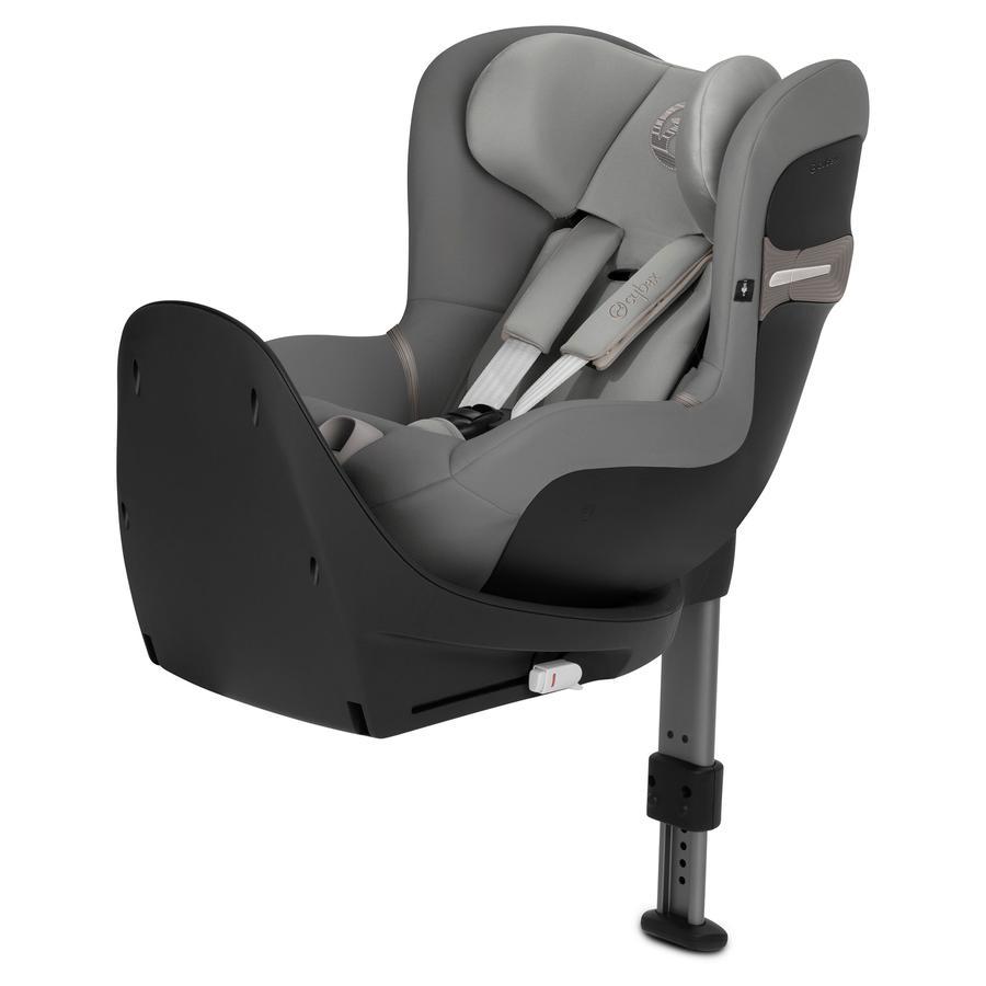 cybex GOLD Kindersitz Sirona S I-Size Manhattan Grey-mid grey