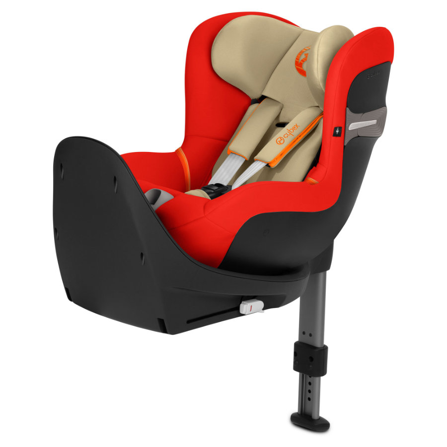 cybex gold kindersitz sirona s i size autumn gold burnt red. Black Bedroom Furniture Sets. Home Design Ideas