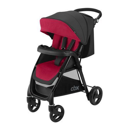 cbx Wózek spacerowy Misu Crunchy Red - kolor czerwony