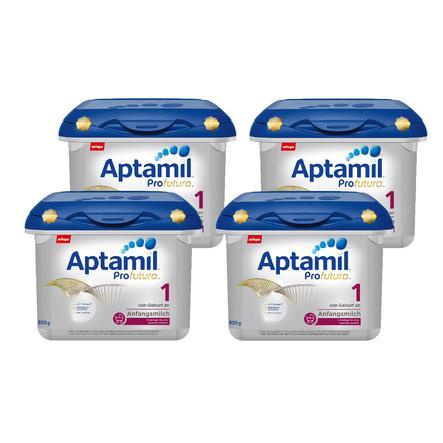 Aptamil Profutura 1 Anfangsmilch 4 x 800 g