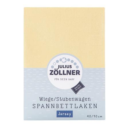 JULIUS ZÖLLNER Stræklagen Jersey til vugge vanilje