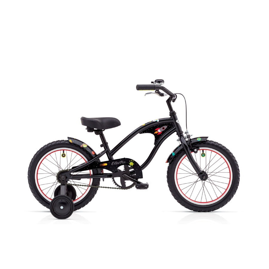 "Electra Kinderfahrrad - Starship 1 Boys 16"", Cosmic Black"