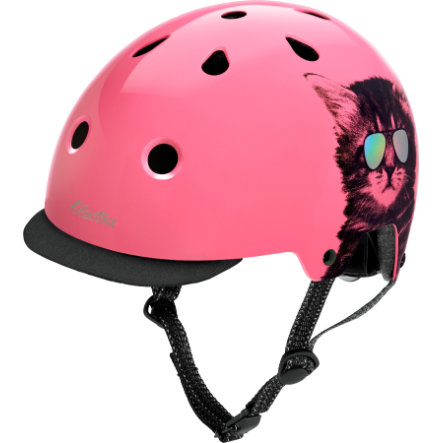 Electra Helm - Graphic Coolcat pink, Gr. S
