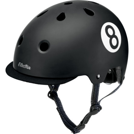 Electra Kask- Graphic Straight Eight black, rozm. S
