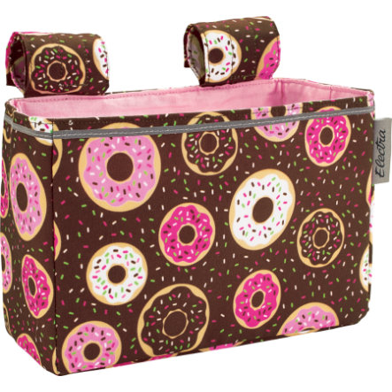 Electra Lenkertasche, Donuts brown