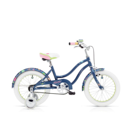 "Electra Kinderfahrrad - Under the Sea 1 Girls 16"", blau"