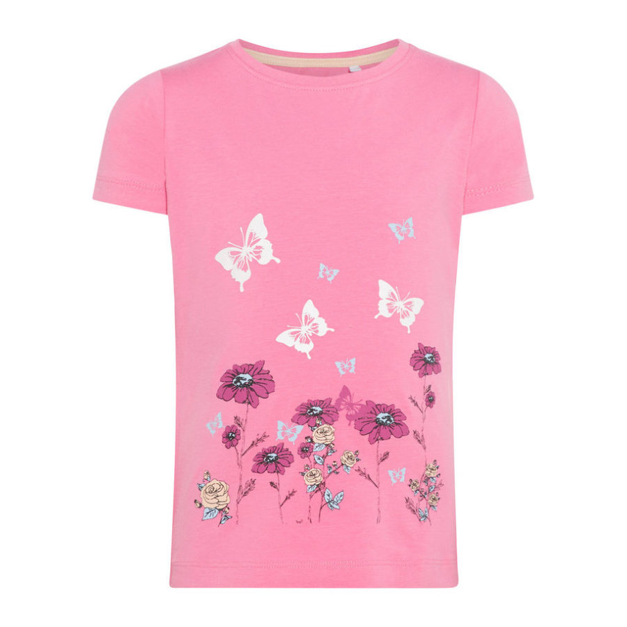 name it Girls T-Shirt Nmfvix wild orchid