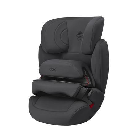 cbx Fotelik samochodowy Aura Comfy Grey - kolor szary