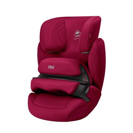 cbx Autostoel Aura Crunchy Red-rood