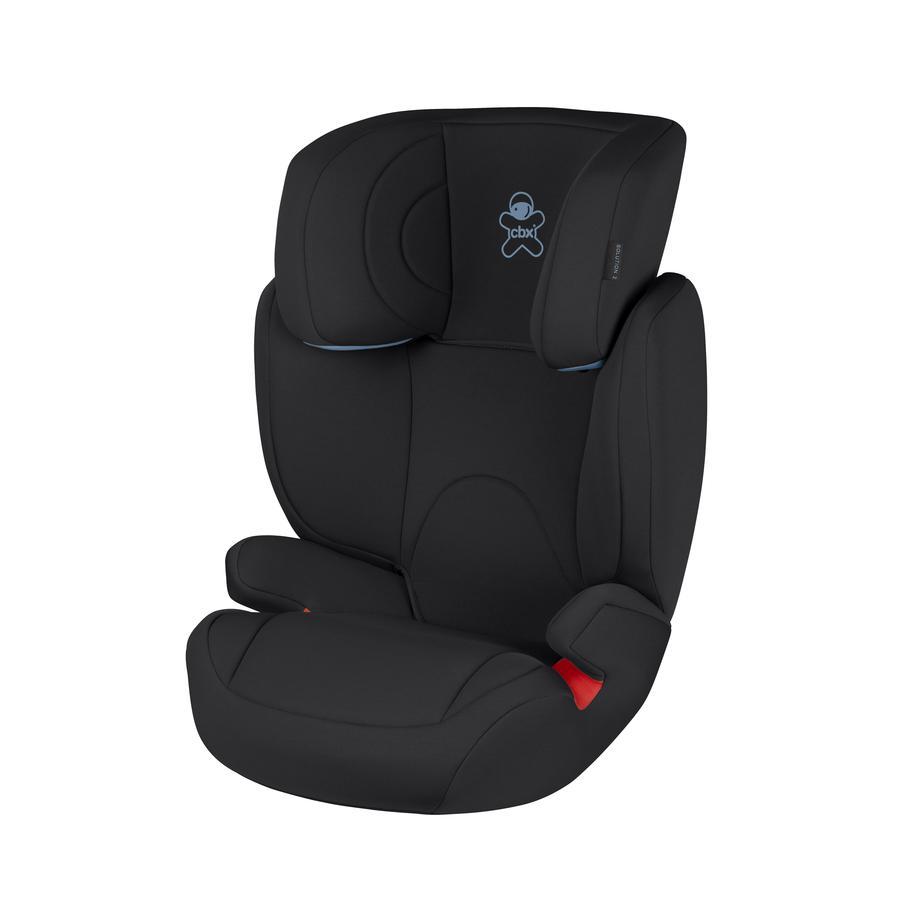 cbx Autostoel Solution 2 Cozy Black-zwart