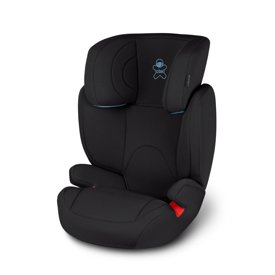 cbx Kindersitz Solution 2 Cozy Black-schwarz