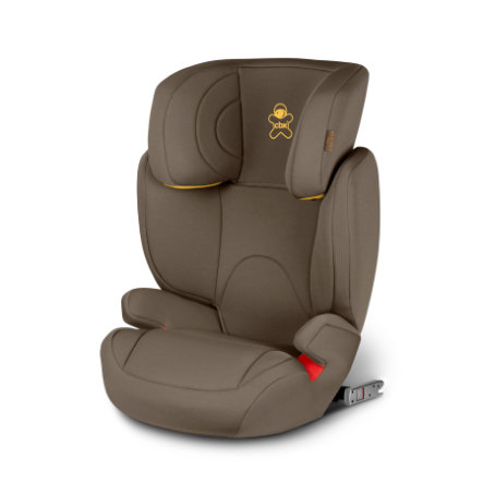 cbx Silla de coche Solution 2-Fix  Truffy Brown-marrón