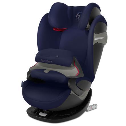 CYBEX GOLD Autostoel Pallas S-fix Denim Blue-blue