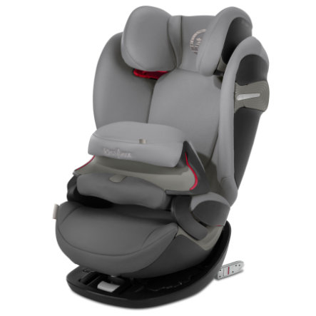 Cybex GOLD Autostol Pallas S-Fix Manhattan Grey-mid grey