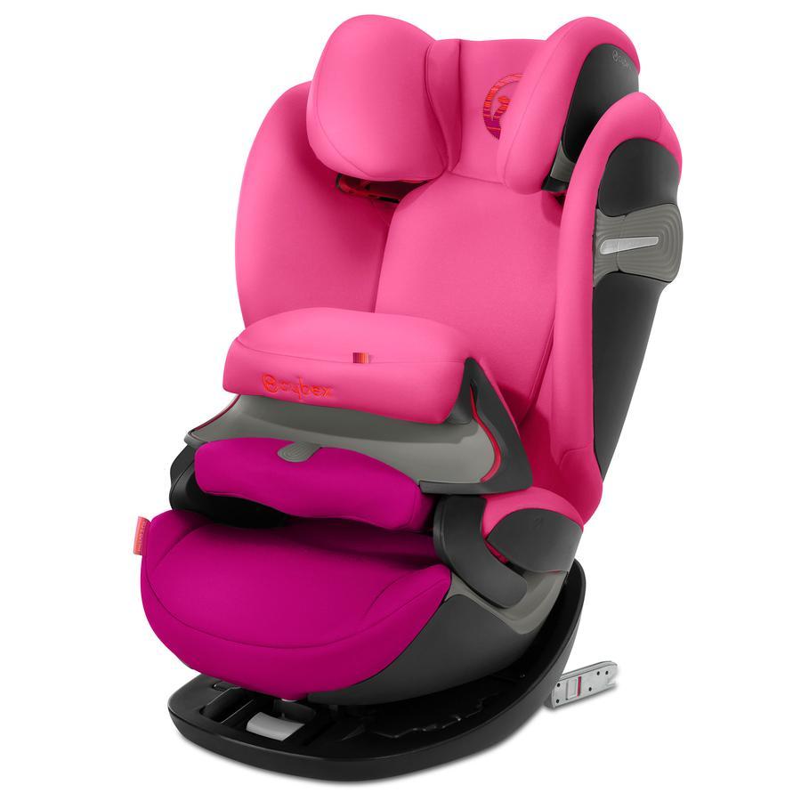 cybex GOLD Kindersitz Pallas S-Fix Passion Pink-purple