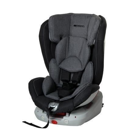 osann Autostoel Safety Trio Grey melange