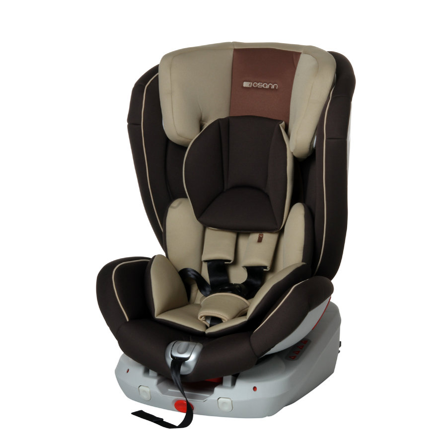 osann Silla de coche Safety Trio Toffee
