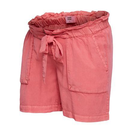 Mama Licious Shorts MLBETHUNE Slate Rose