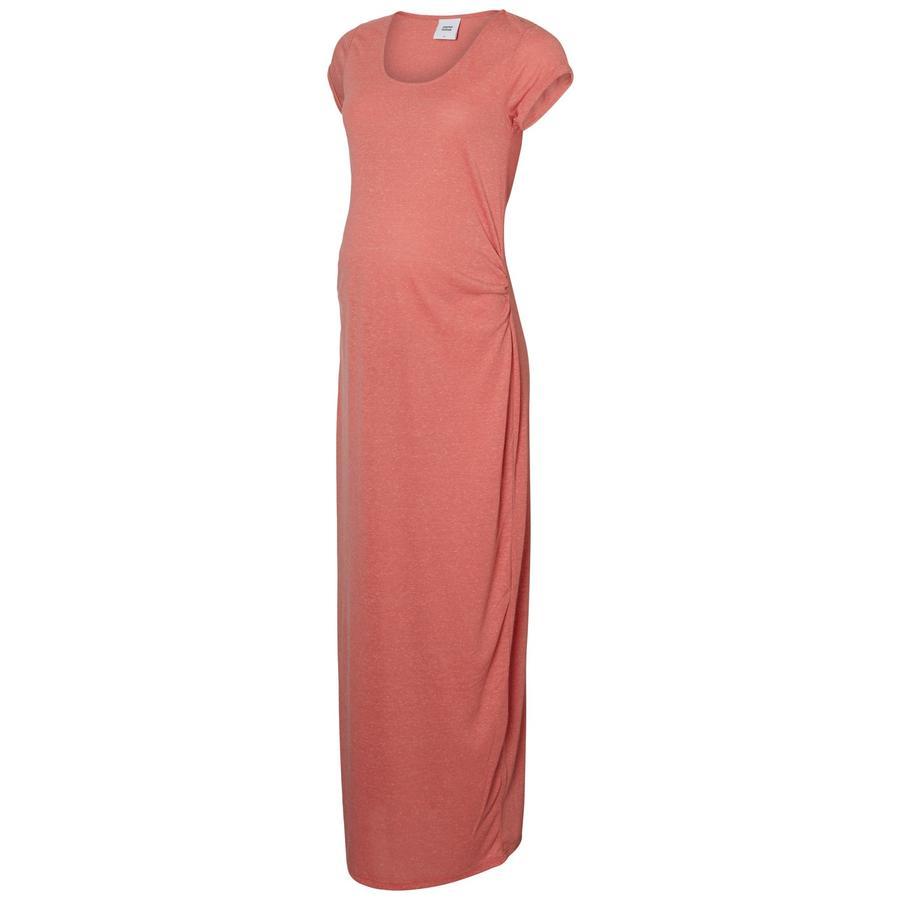 mama licious Vestido de embarazada MLNELLA Slate Rose