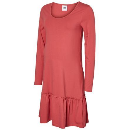 mama licious Sukienka ciążowa MLPHIE Łupek różowy