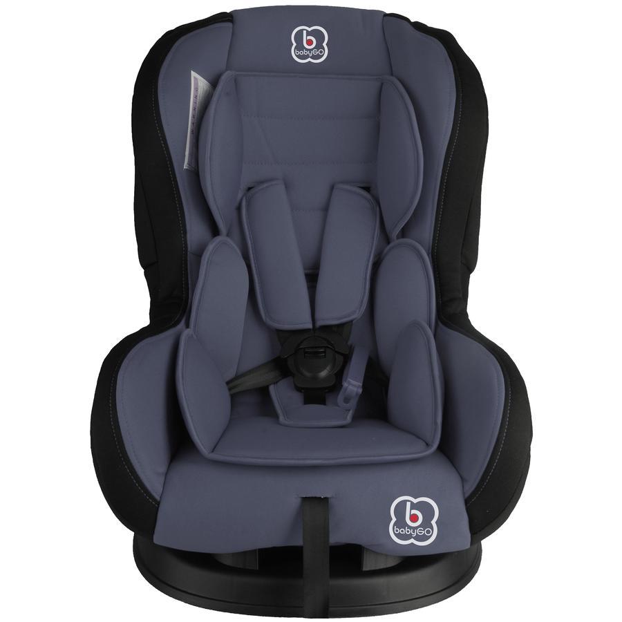 babyGO Kindersitz Tojo grau
