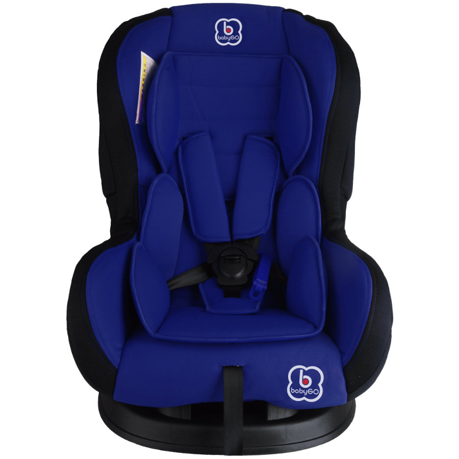 babyGO Autostoel Tojo blauw