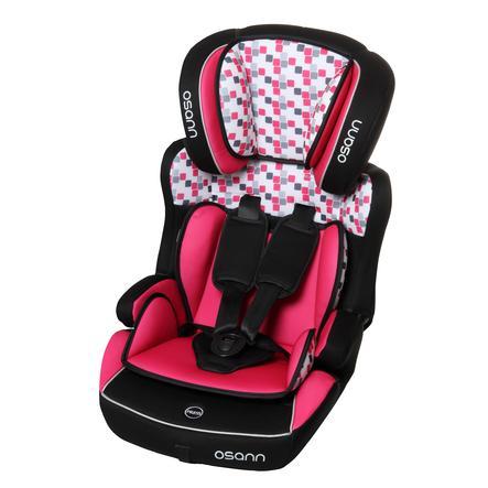 osann Kindersitz Lupo Isofix Cube pink