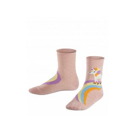 FALKE Socken Unicorn rose