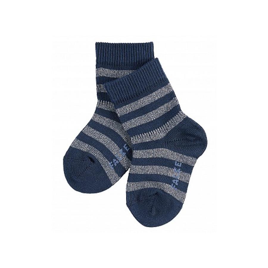 FALKE Socken Spark Stripe marine