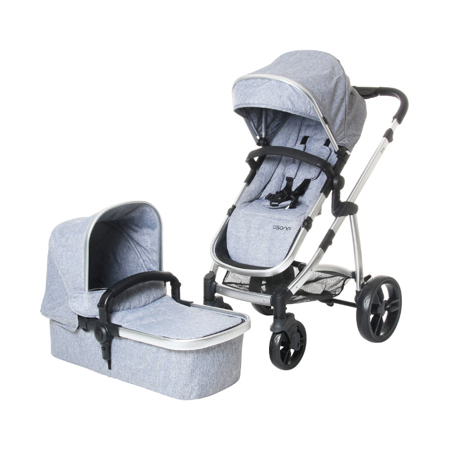 osann Passeggino Duo Joy Grey melange