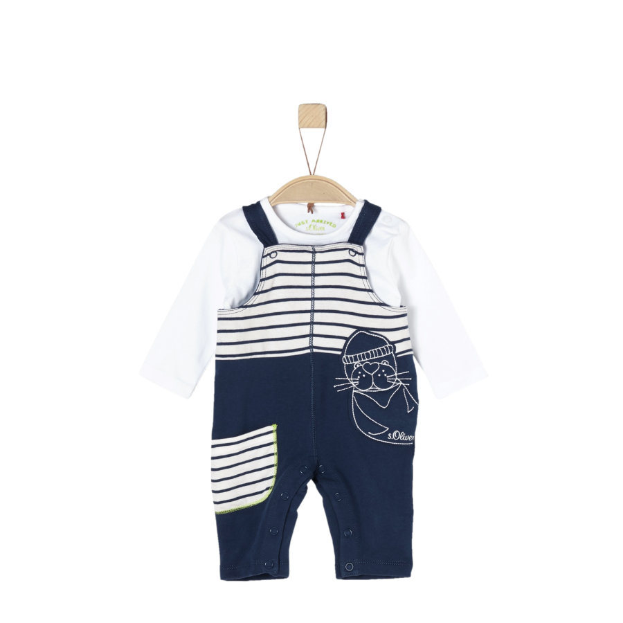 s.Oliver Boys Overall dark blue