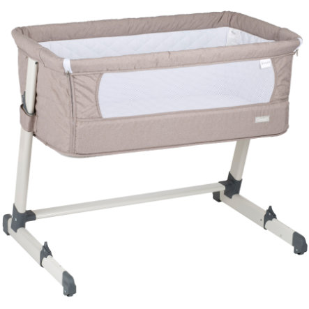 babyGO Reisbed/Bijzetbed Together beige