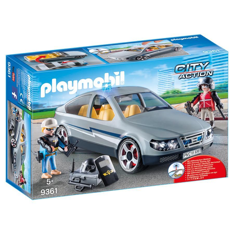 Playmobil 9361 Civilní auto speciální zásahové jednotky