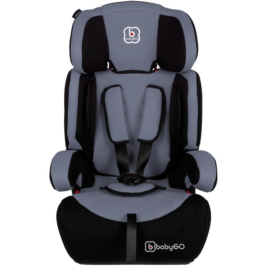 babyGO Kindersitz Motion grau