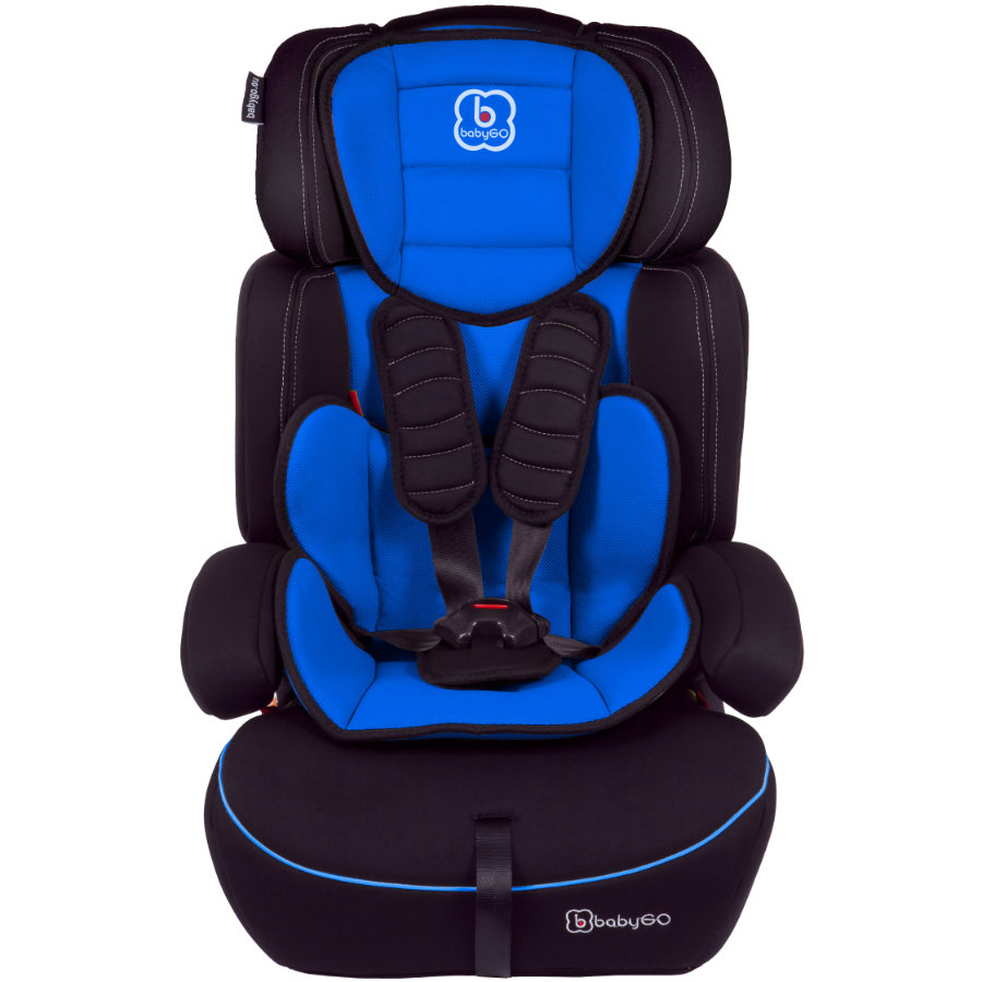 babyGO Kindersitz Freemove blau