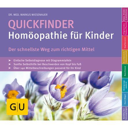 GU, Quickfinder- Homöopathie für Kinder