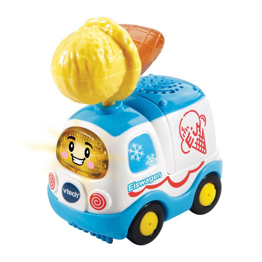 vtech® Tut Tut Baby Flitzer - Special Edition Pojazd z lodami
