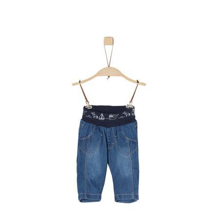 s.Oliver Boys Jeans azul vaquero