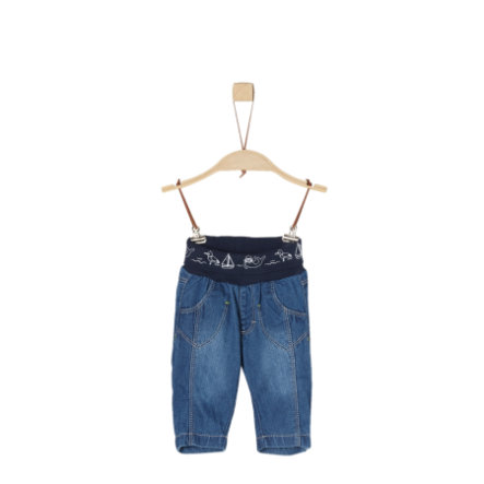 s.Oliver Boys Jeans blue denim