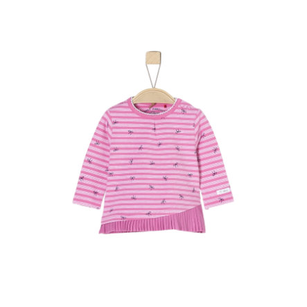 s.Oliver Girls Langermet skjorte rosa