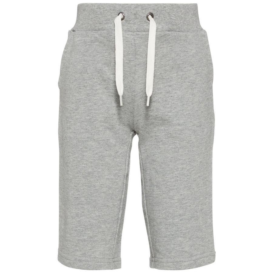 name it Boys Pantalones de chándal Nmmvermond gris mélange
