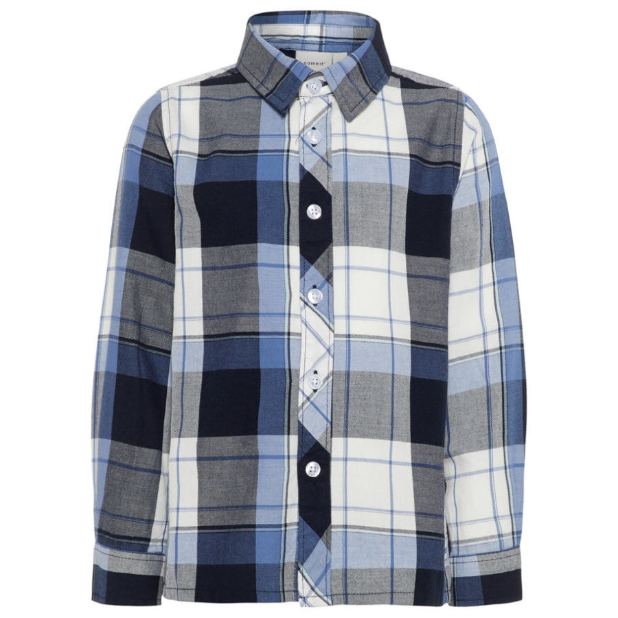 name it Boys Chemise Nmmerik delft