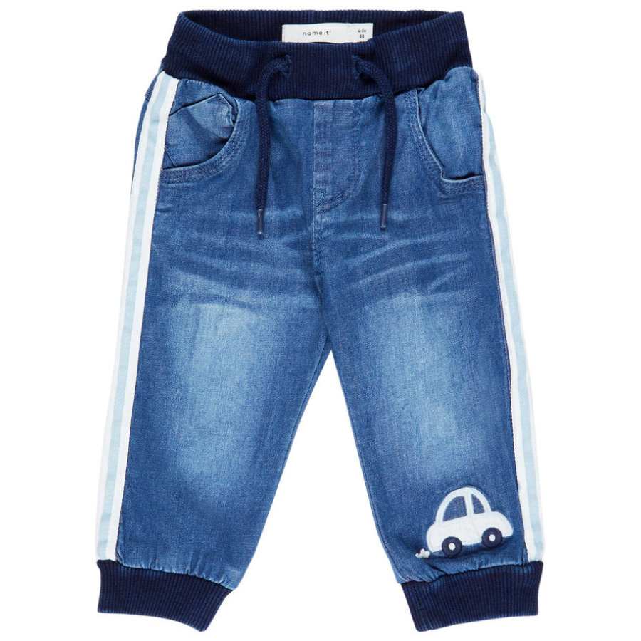 name it Boys Spijkerbroek Nbmbob medium blauw denim