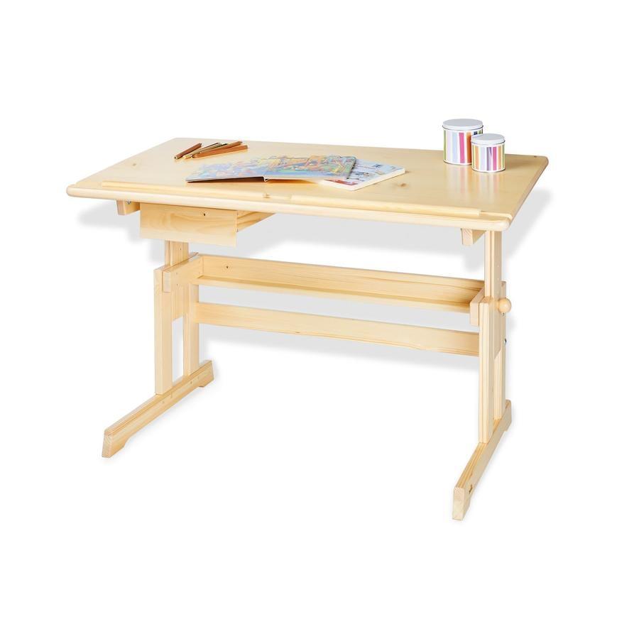 Pinolino Børneskrivebord Lena, Gran klar larkeret